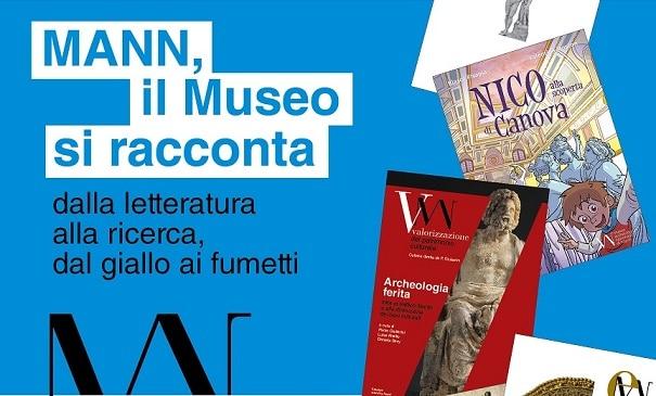 Napoli Città del Libro 2019: MANN, il Museo si racconta