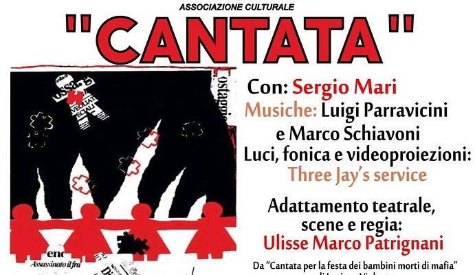"""""""Cantata"""", uno spettacolo per ricordare la strage di Capaci"""