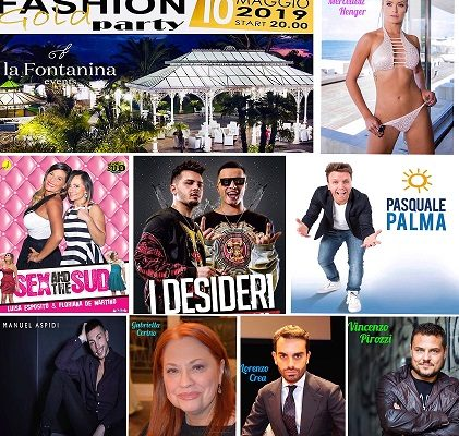 Al via la settima edizione del Fashion Gold Party