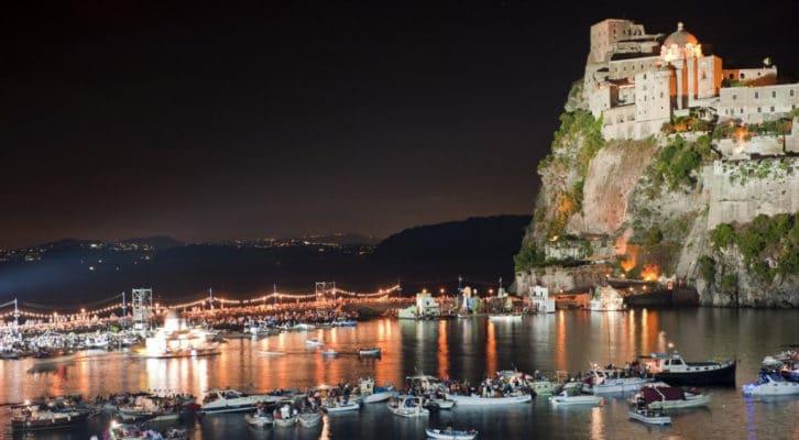 Presentata la Festa a mare sugli scogli di Sant'Anna