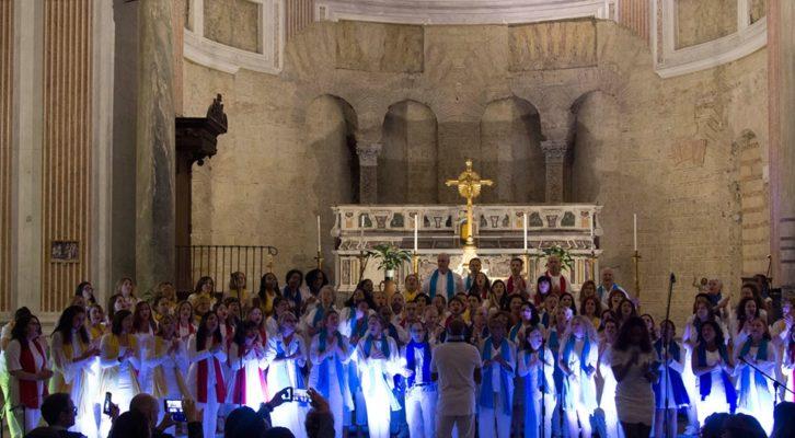 "Grande successo per la rassegna ""International Gospel Days"""
