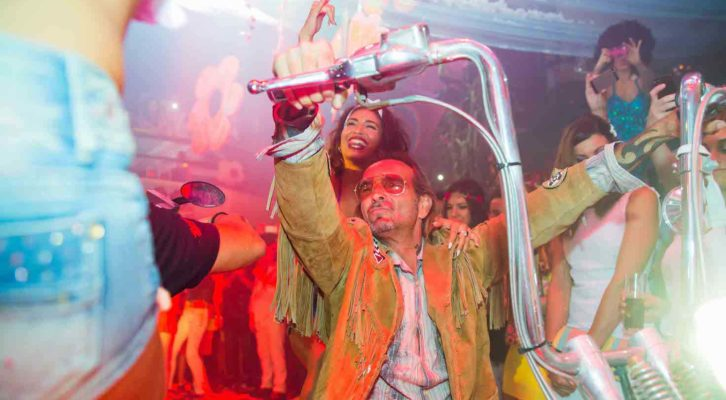 "Al Nabilah il party ""Flower Power"" ideato dal Pacha"
