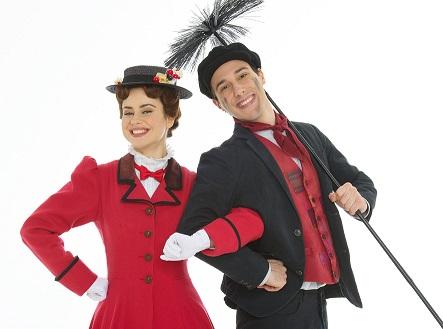 """Il musical di Mary Poppins"""" arriva a Roma al Teatro Sistina"""