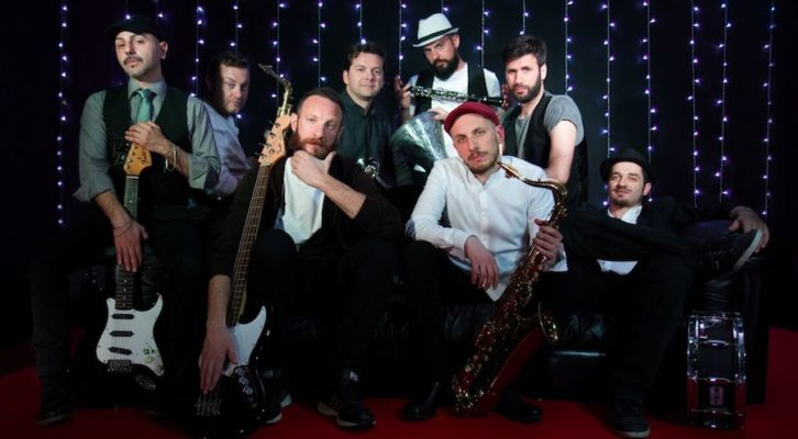 "Municipale Balcanica, la balkan band pugliese stupisce con ""Night Ride"""