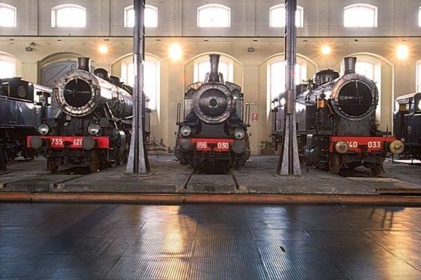 Ingresso al Museo Ferroviario Pietrarsa, al MANN e al MUSA con un solo biglietto