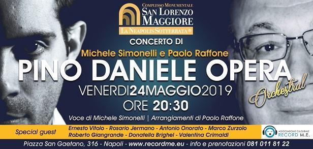 Pino Daniele Opera, il grande bluesman rivisitato in chiave cameristica