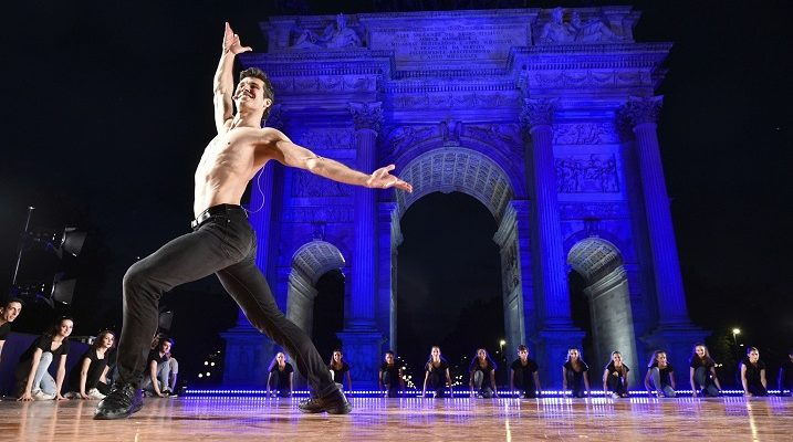 OnDance, la grande festa della danza di Roberto Bolle per la prima volta a Napoli