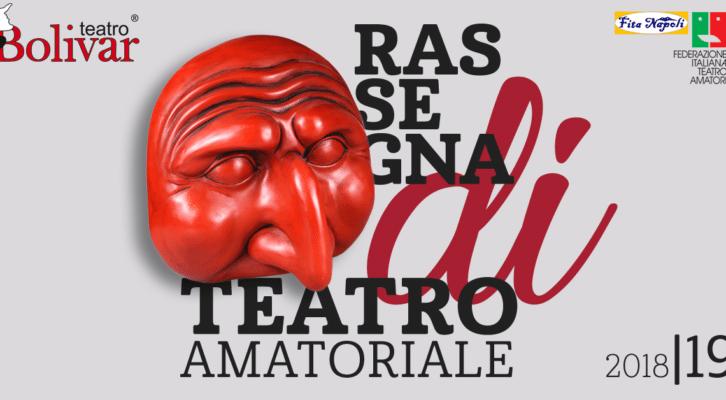 """""""Rassegna Teatro Amatoriale"""": ecco i vincitori della stagione del Teatro Bolivar"""