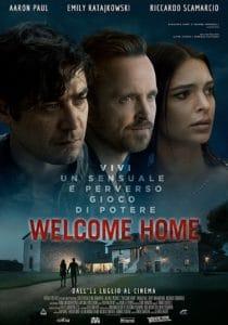 welcome home locandina
