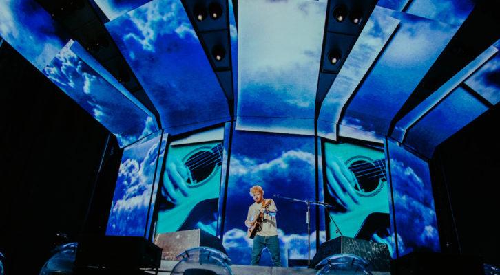 Dalla Circle Line di Londra ai migliori stadi europei: Ed Sheeran, il nuovo re del pop
