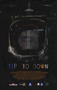 """""""Giù dal vivo"""" di Nazareno Nicoletti è in concorso ufficiale al 54° Festival Internazionale del Cinema di Karlovy Vary (UP TO DOWN KVIFF 192x300)"""