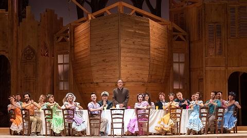 Presentata la nuova stagione del Teatro Brancaccio