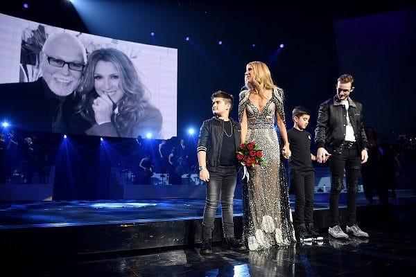 Céline Dion ha detto addio alla sua residency di Las Vegas