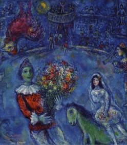 """Prorogata la mostra """"Chagall. Sogno d'amore"""" dedicata all'artista russo Marc Chagall"""