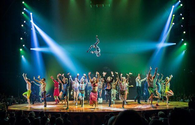 La magia del Cirque du Soleil torna in Italia con Totem