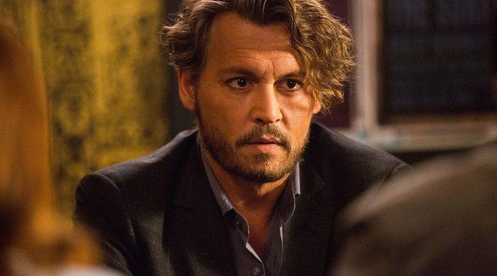 Johnny Depp nel ruolo di un insegnante controcorrente che riscopre il valore della vita