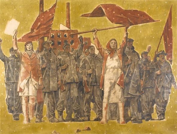 """""""La forma dell'ideologia Praga: 1948-1989"""" apertura gratuita sabato 22 giugno"""
