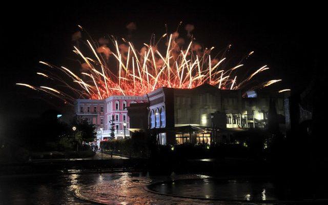 A Cinecittà World torna lo spettacolo straordinario di Stelle di fuoco