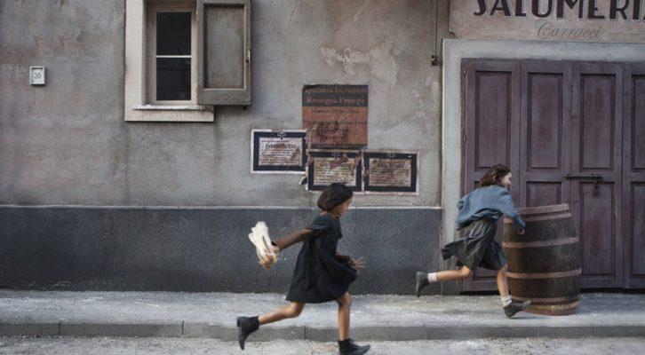 """""""L'Amica Geniale. Visioni dal Set"""": inaugurata la mostra al Museo Madre"""