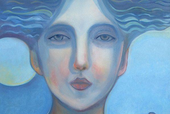 Quando Parthenope uscì dalle acque: Mostra d'arte di Lilliana Comes, Rita Esposito, Rosalia Tortorelli