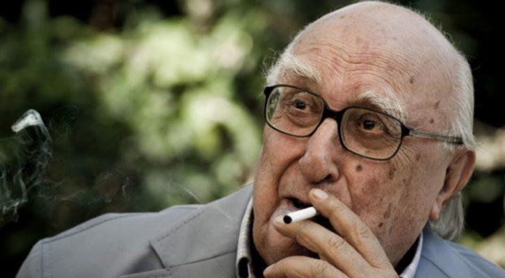 «Non ho paura di niente, neanche della morte»: il maestro Andrea Camilleri è morto
