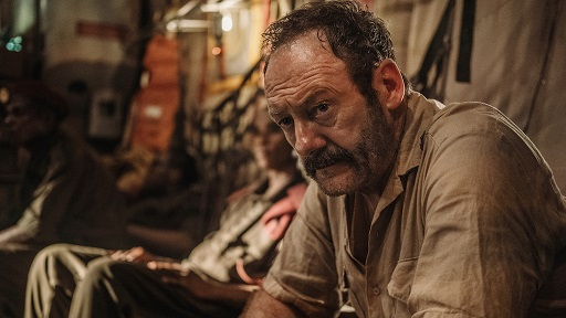 "Liam Cunningham presenta in anteprima al BCT i primi due episodi di ""The Hot Zone"""