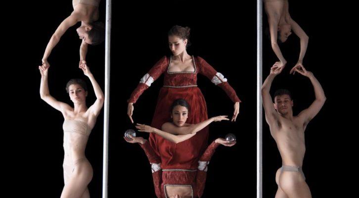 NTFI: Festa del Paradiso, l'arte visionaria di Leonardo si fa danza