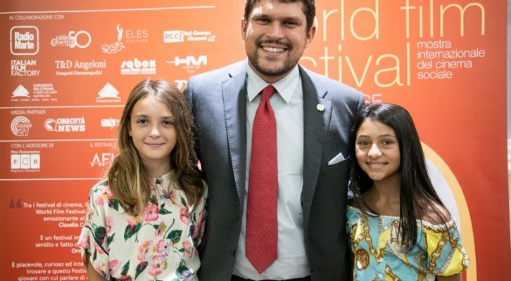 Intervista a Giuseppe Alessio Nuzzo,  il direttore artistico del Social World Film Festival
