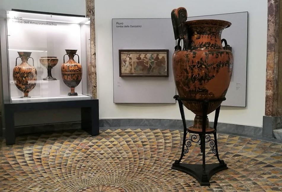 Riapre la collezione Magna Grecia del Museo Archeologico Nazionale di Napoli