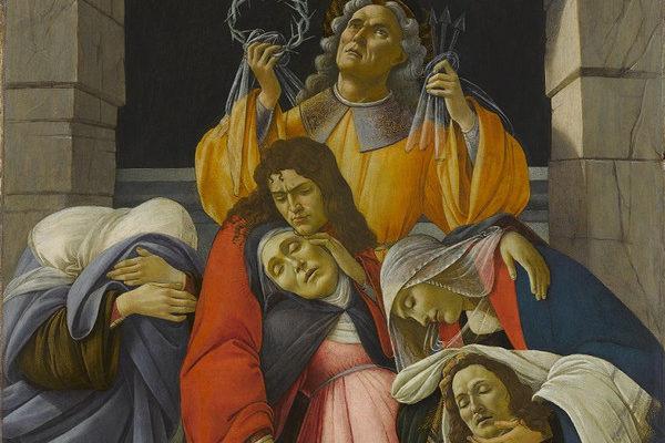 Capolavoro di Sandro Botticelli in mostra a Palazzo Zevallos Stigliano di Napoli