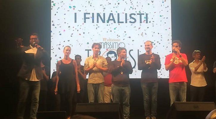 """La semifinale del concorso """"Migliore Attore Comico"""" dell'edizione 2019 del Premio Massimo Troisi"""