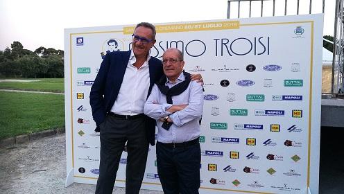 Premio Massimo Troisi 2019: concluse le prime serate