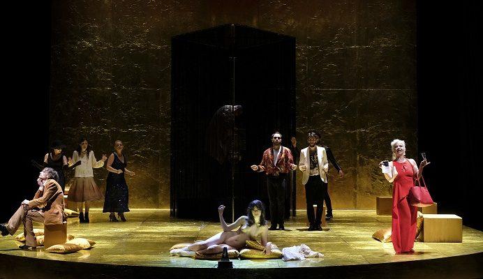 """Pompeii Theatrum Mundi: il regista Andrea De Rosa porta in scena """"Satyricon"""""""