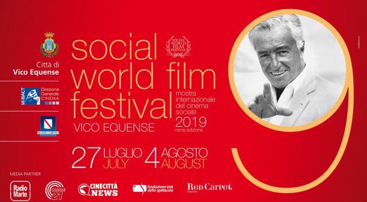 Tutto pronto per la nona edizione del Social World Film Festival