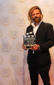 """Gigi Roccati al Social World Film Festival porta a casa tre premi per il suo film  """"Lucania - Terra Sangue e Magia"""" (gigi roccati 190x300)"""