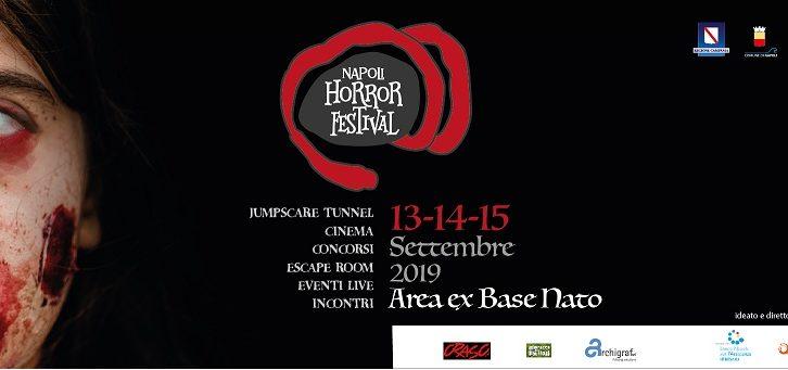 Proseguono i preparativi per la prima edizione del Napoli Horror Festival