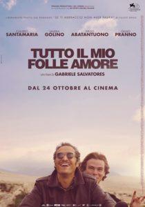 """""""Tutto il mio folle amore"""", il nuovo film di Gabriele Salvatores (tutto il mio folle amore locandina 210x300)"""