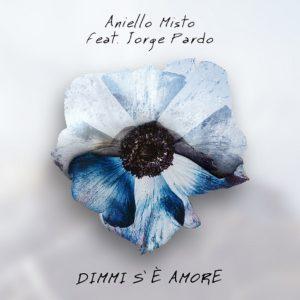 """Aniello Misto torna sulle scene con """"Dimmi s'è amore"""" feat Jorge Pardo (Dimmi s'è amore Me dice que hay amor"""" feat. Jorge Pardo 300x300)"""