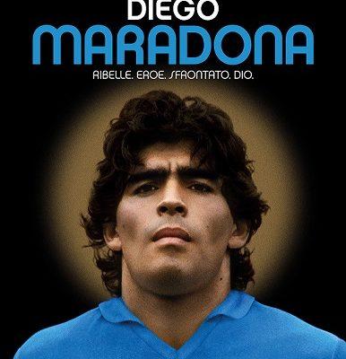 "Il regista Asif Kapadia presenta a Napoli il suo docufilm ""Diego Maradona"""