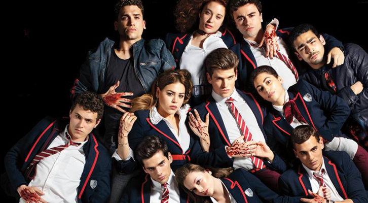 Élite: esce su Netflix la seconda stagione della serie spagnola
