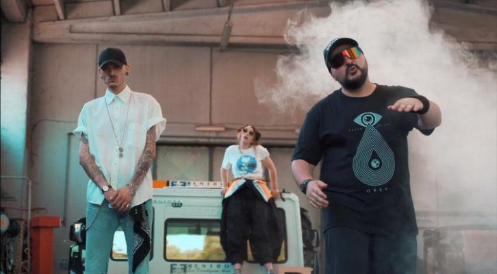 Fuoco Sulla traccia, il nuovo singolo del rapper Shark Emcee