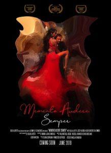 L'attrice Giulia Lupetti firma la regia e la sceneggiatura dello short film 'Memento Audere Semper' (memento locandina 218x300)