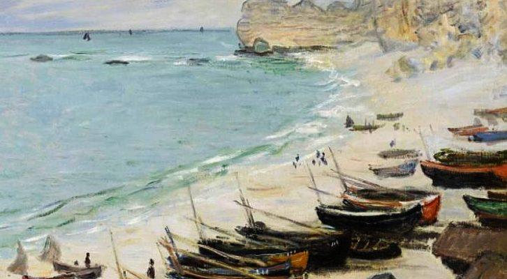 """AL Palazzo Mazzetti di Asti arriva la mostra """"Monet e gli impressionisti in Normandia"""