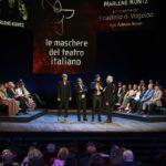 I vincitori del Premio Le Maschere del Teatro Italiano