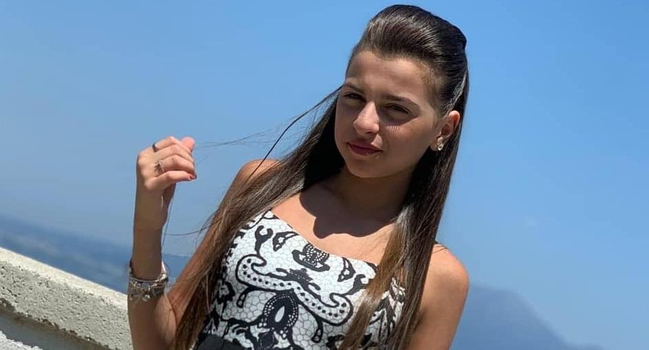 """Valentina Varone, il nuovo talento  della scuola """"Laborart"""" nel film """"Martin Eden"""""""