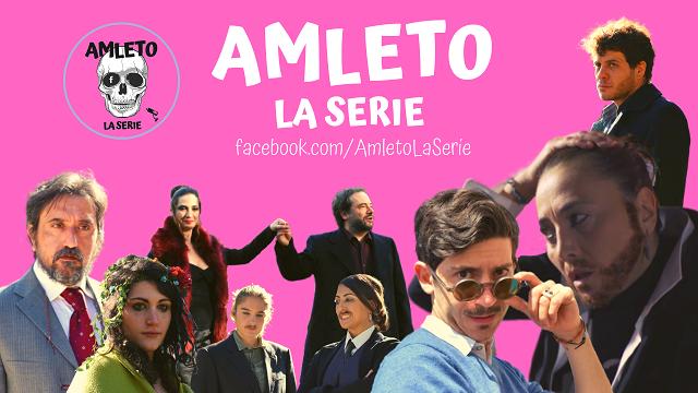 Arriva online la seconda stagione di Amleto La serie