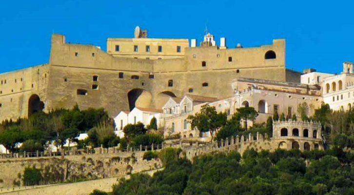 Castel Sant'Elmo, alla scoperta di un'incredibile fortezza