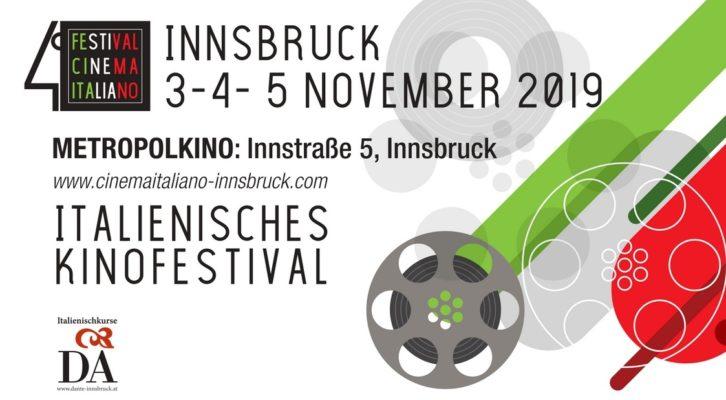 Torna ad Innsbruck il Festival del Cinema Italiano