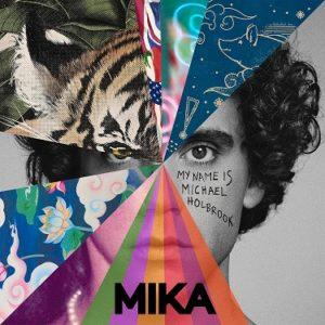 Esce il nuovo album di Mika, il tour italiano farà tappa anche a Napoli (my names.is michael holbrook 300x300)