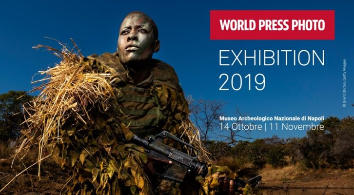 "In programma al MANN la mostra ""World Press Photo 2019"""